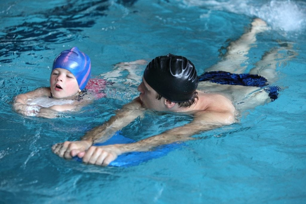 Splish-Splash Special Needs Swim Lessons image