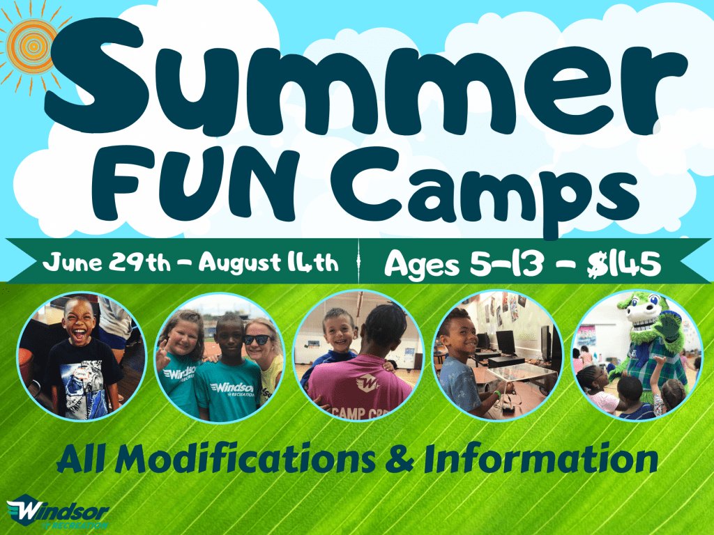 Summer Fun Camps 2020 image