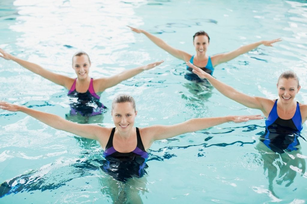 Water Fitness image