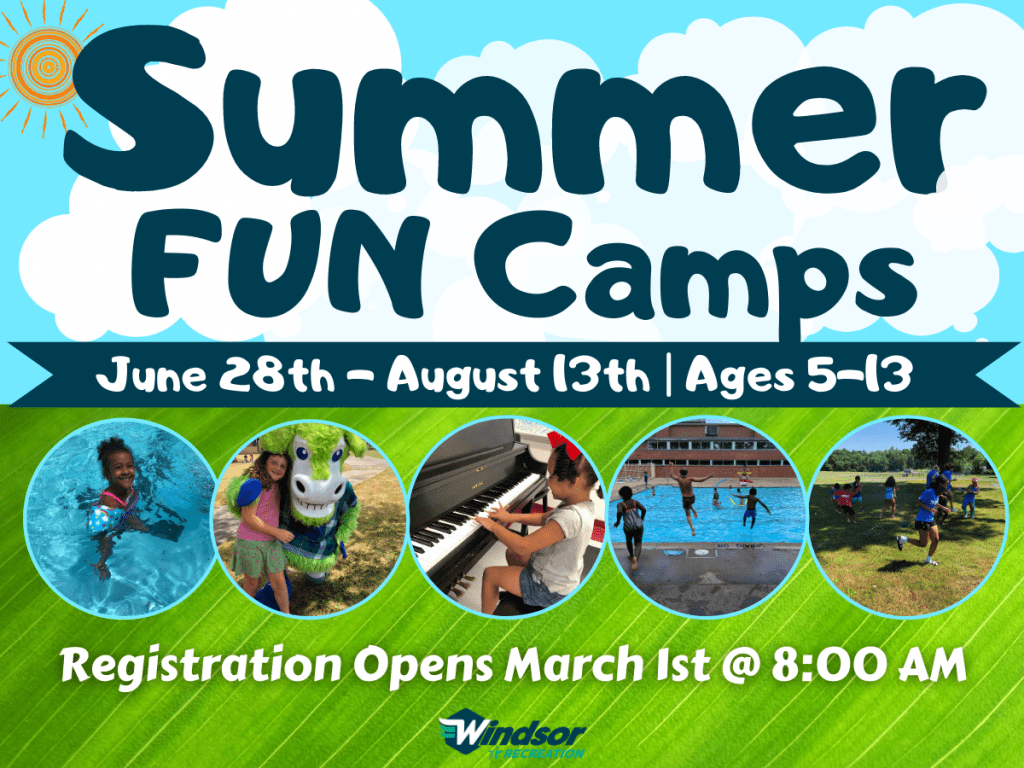 Summer Fun Camps 2021 image