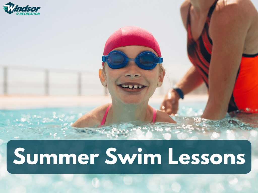 Summer Swim Lessons image
