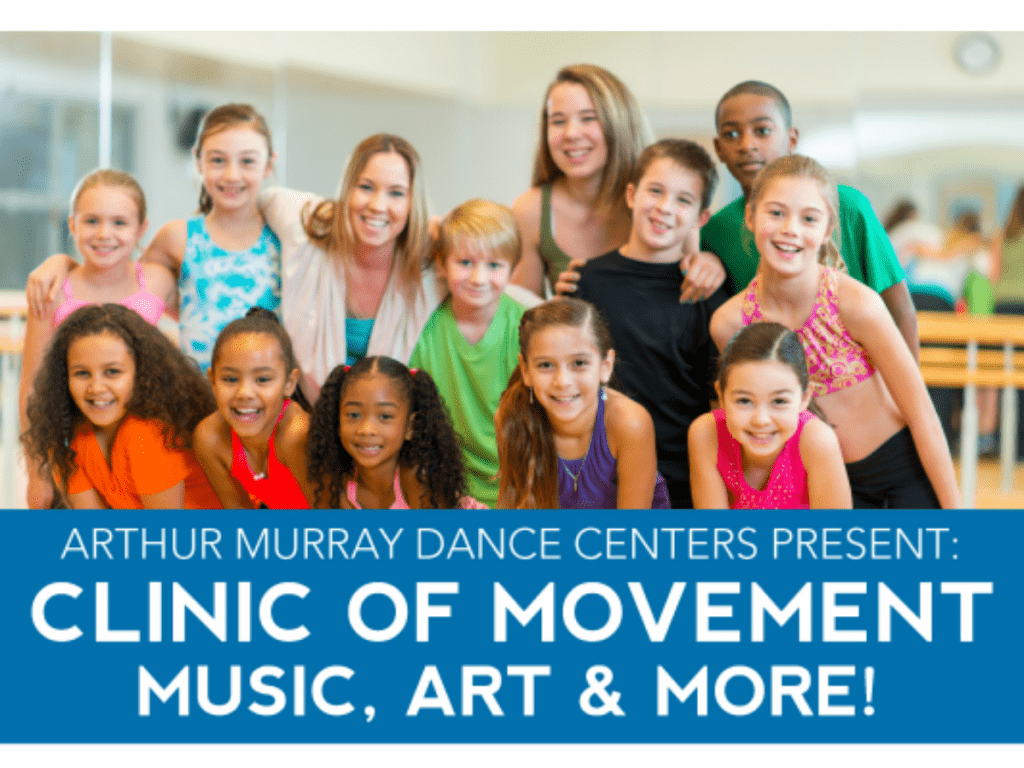 Clinic of Movement, Music, Art, and More! image