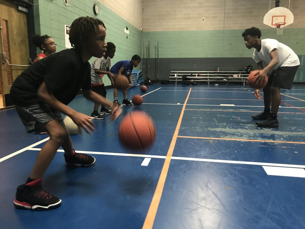 Shake and Bake Basketball Camp image