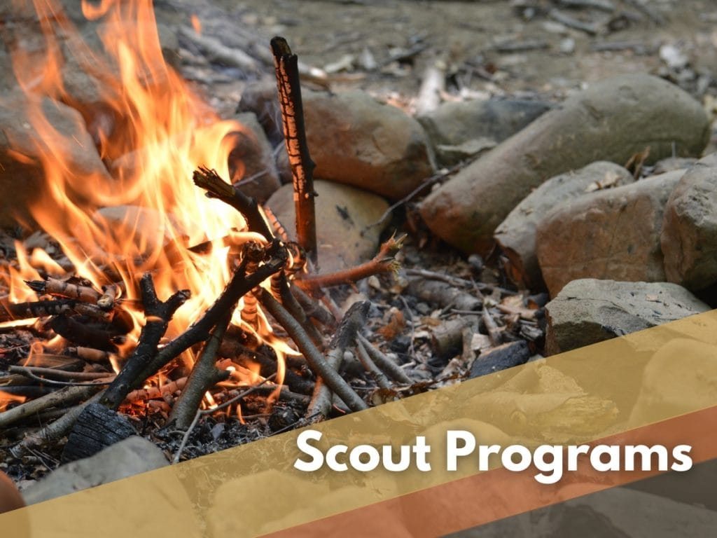Scout Programs at Northwest Park image