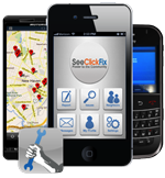 see click fix mobile